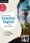 Cambridge Essential English for Queensland Units 1&2 (DIGITAL ONLY)
