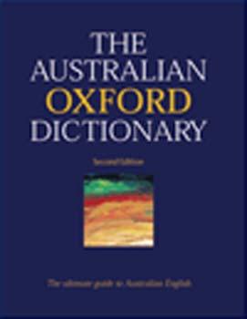 oxford australian school dictionary 6e andc