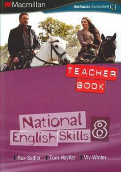 Macmillan National English Skills 8 Student Workbook With Digital Workbook(New)