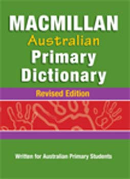 macquarie school dictionary 3rd edition
